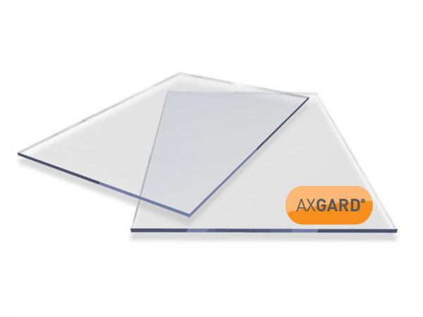 5mm Clear Solid Polycarbonate Sheet 2050mm x 3050mm