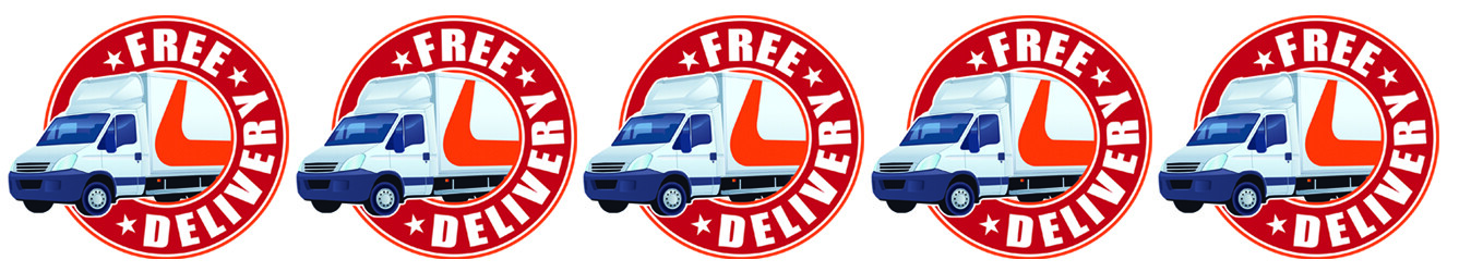 Free UK Wide Delivery