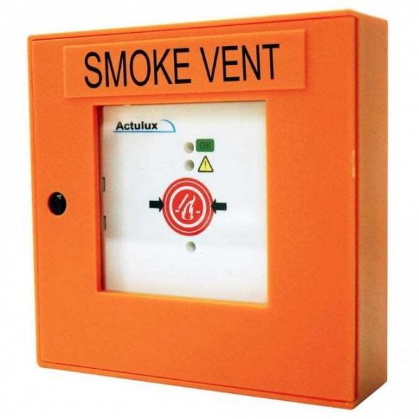 Fire Switch for AOV Window Smoke Vent