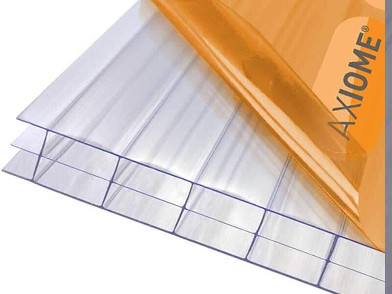 Corrugated PVC DIY Grade Sheet 950 x 3000 HIGH PROFILE