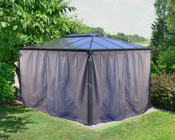 Martinque 4300 Freestanding Veranda Curtain Set
