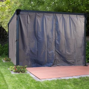 Milano 3000 Freestanding Veranda Curtain Set