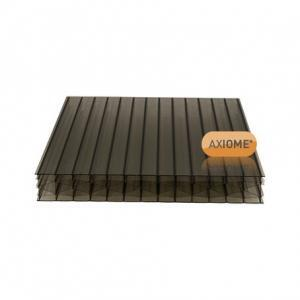 25mm Bronze Multiwall Polycarbonate Sheet