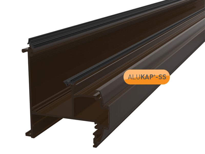 6.0m Alukap Self Supporting Wall & Eaves Beam