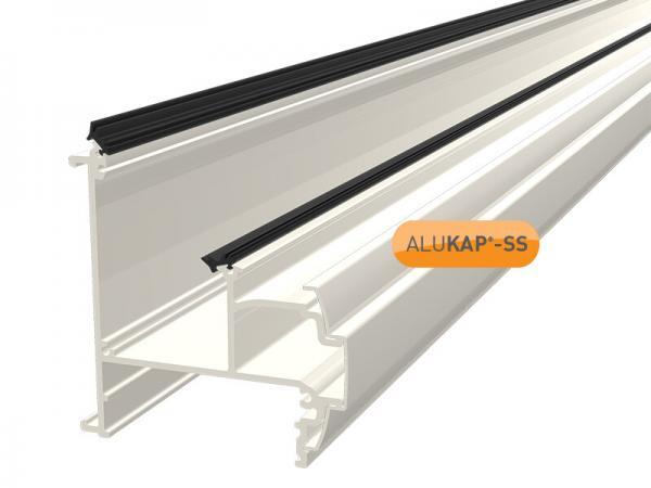 4.8m Alukap Self Supporting Wall & Eaves Beam
