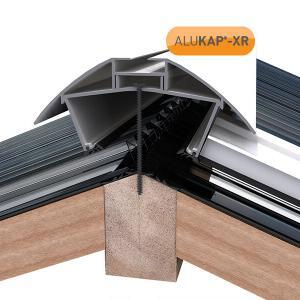 1.0m Alukap XR Aluminium Rafter Supported Ridge Bar