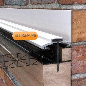 60mm Wide 4.8m Alukap XR Aluminium Rafter Supported Wall Bar incl end caps (available in any colour)