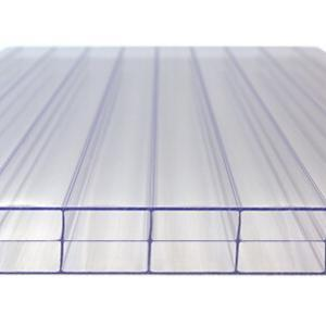 16mm Clear Triplewall Polycarbonate Sheet