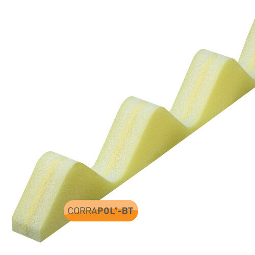 Corrugated Bitumen Foam Eaves Fillers 4pk