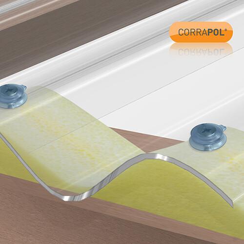 Foam Eaves Filler High Profile 900mm ea