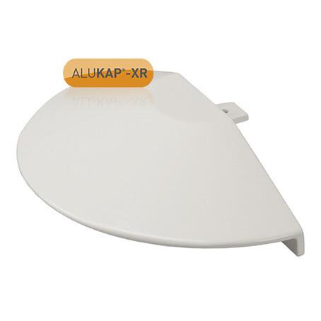 Alukap-XR Roof Lantern Radius End Cap