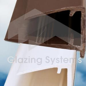 PVC Sheet End Closure 25mm 2.1M