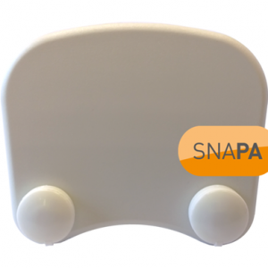 Additional End Caps for PVC Capped Snap Fix Glazing Bar (white or brown)